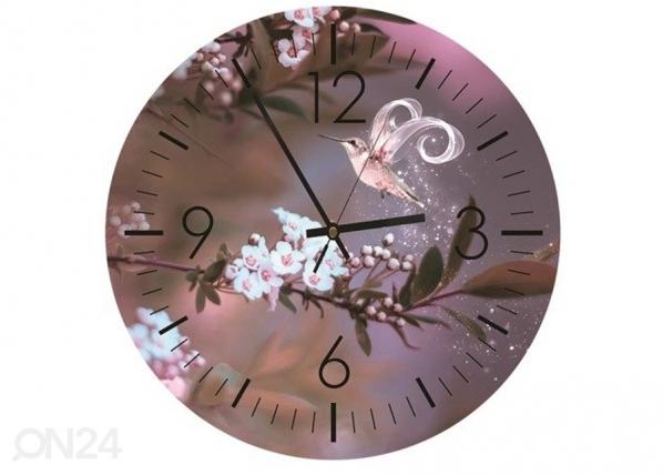 Kuvallinen seinäkello Magical time ED-208818