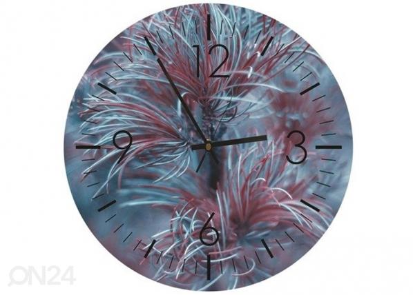 Kuvallinen seinäkello Coniferous time ED-208867