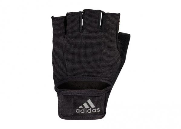 Miesten treenihanskat Adidas Climalite Versatile M CF6136 TC-209305