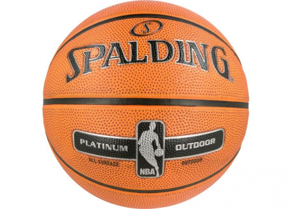 Korvpall Spalding NBA Platinum Outdoor 2017 TC-209400