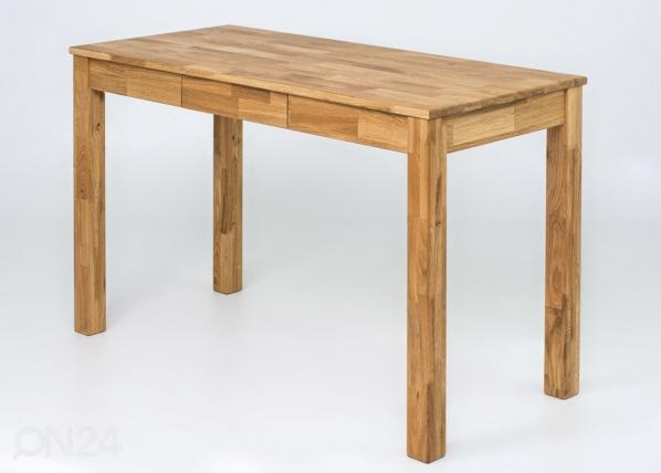 Рабочий стол из массива дуба RU-212393
