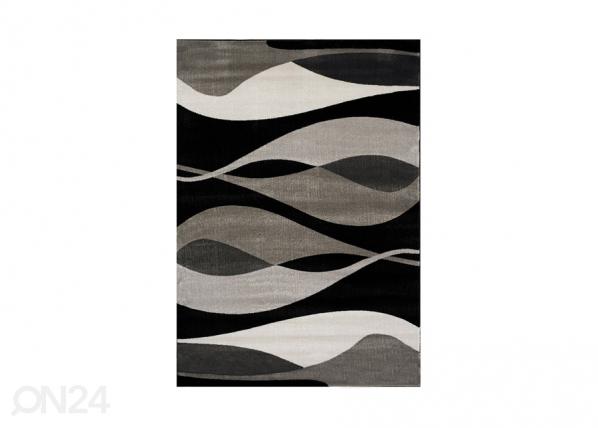 Vaip Hudson Grey Black A5-212855