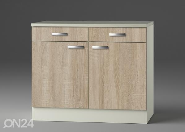 Alumine köögikapp Padua 100 cm SM-212950