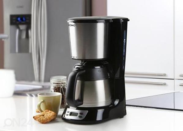 Kohvimasin termosega Domo MR-213036