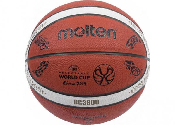 Korvpall Molten World Cup Chiny TC-214044