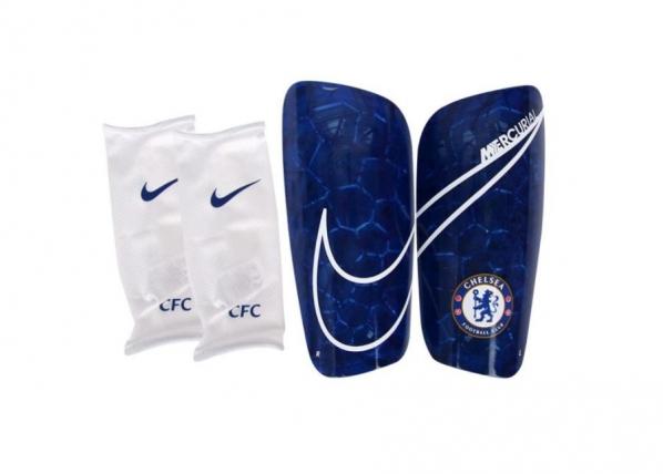 Jalkapallo säärisuojat Nike Chelsea FC NK Merc LT SP2172-495 TC-214223