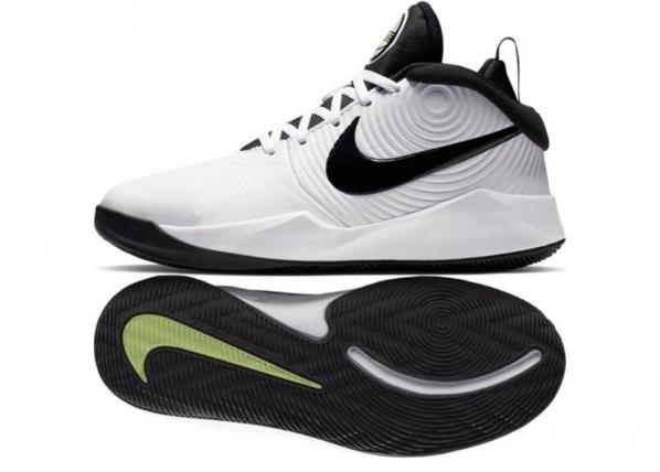 Korvpallijalatsid lastele Nike team Hustle D 9 (GS) Jr AQ4224-100 TC-215160