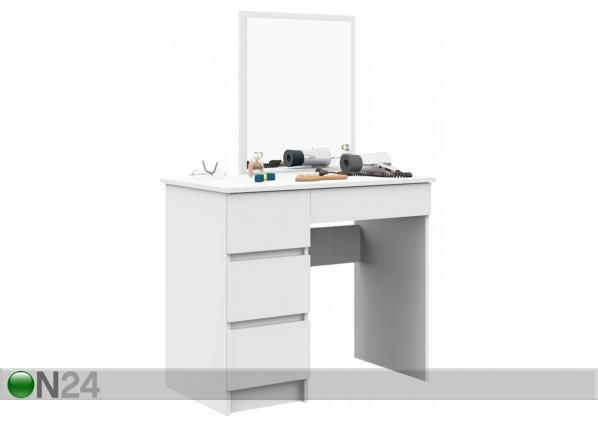 Kampauspöytä peilillä TF-216175