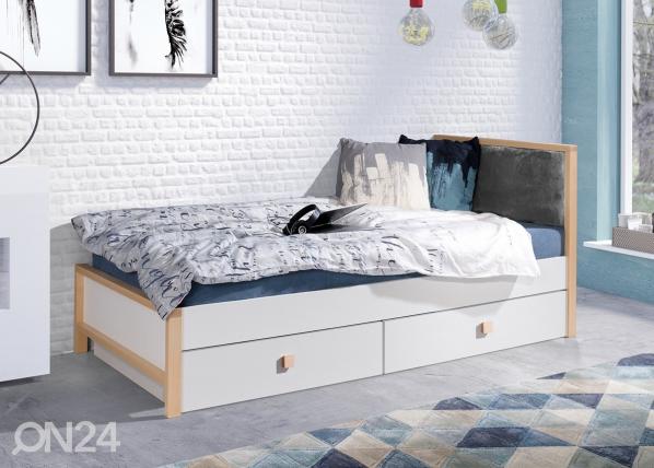 Lastensänky Zara 80x180 cm TF-217466