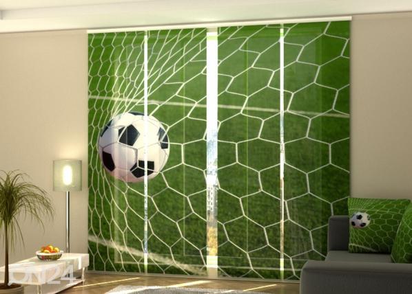 Puolipimentävä paneeliverho Goal 240x240 cm ED-218100