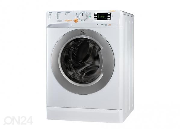 Pyykinpesukone kuivausrummulla Indesit GR-218796