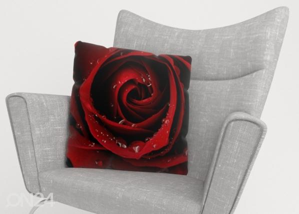 Koristetyynyliina Red Rose ED-222860