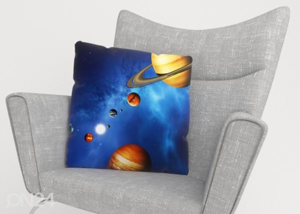 Koristetyynyliina Solar System ED-222880