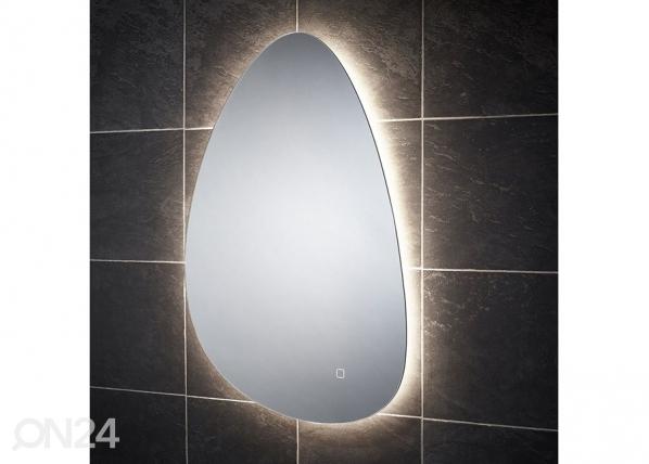 Peili LED-valaistuksella Mistral LY-222999