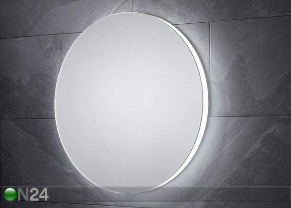 Peili LED-valaistuksella Luna LY-223016