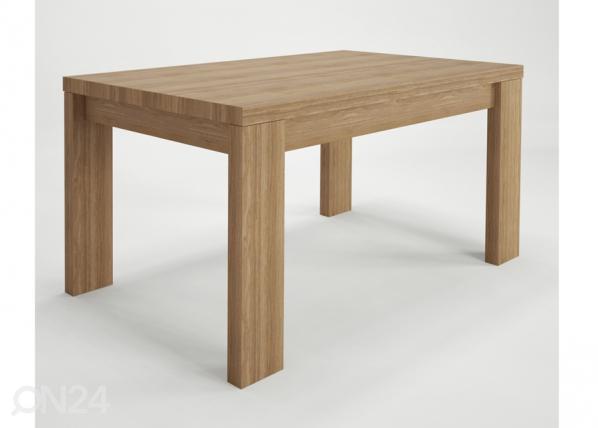 Jatkettava ruokapöytä Camton 140/180x90 cm RU-225836