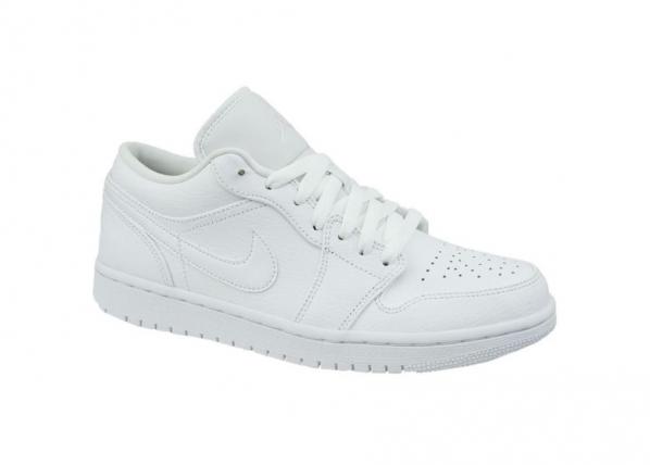 Miesten vapaa-ajan kengät Jordan Air 1 Low M 553558-126 TC-226856