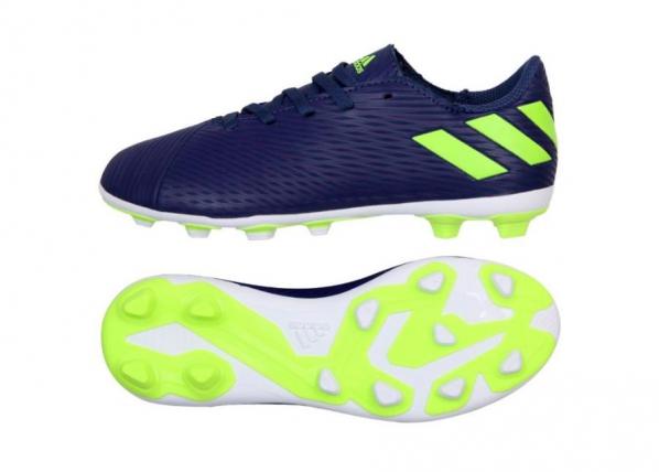 Lasten jalkapallokengät adidas Nemeziz Messi 19.4 FG Jr EF1816 TC-227158
