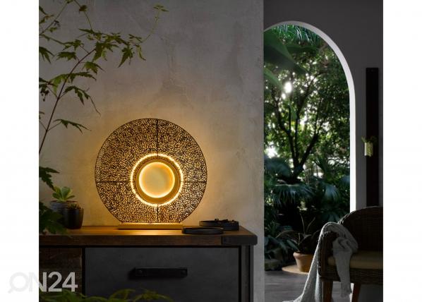 Pöytävalaisin LED Mina AA-227638