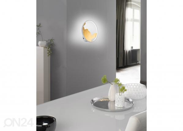 Seinävalaisin Modesto LED AA-228963