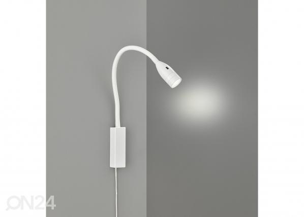 Seinävalaisin Sten LED AA-229248