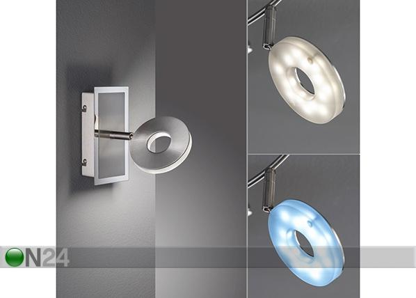 Seinävalaisin Dent LED AA-230572