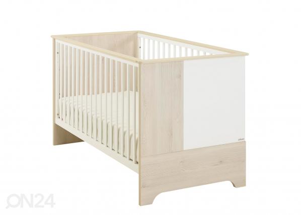 Детская кроватка Sacha 70x140 cm MA-230948