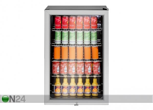 Klaasuksega külmkapp Bomann GR-231289