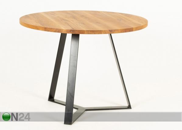 Söögilaud Ø 100 cm RU-231954