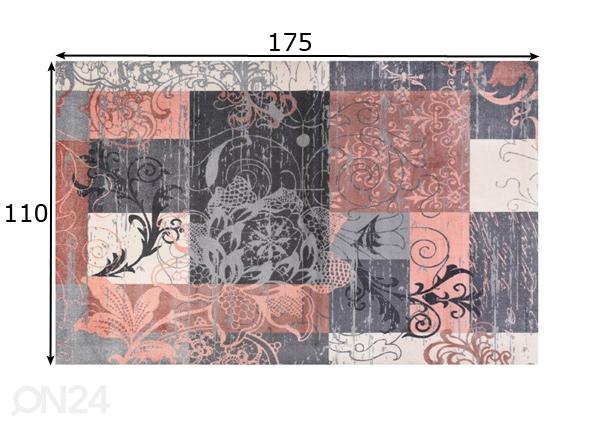 Matto Nostalgia Rose A5-232045