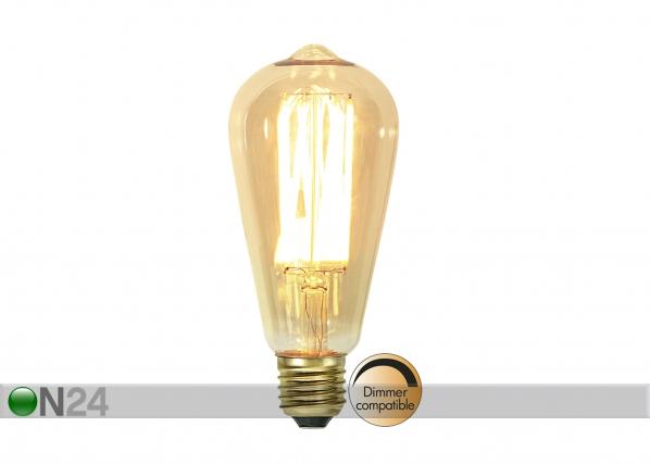 Dekoratiivne LED elektripirn E27 3,7 W AA-232139