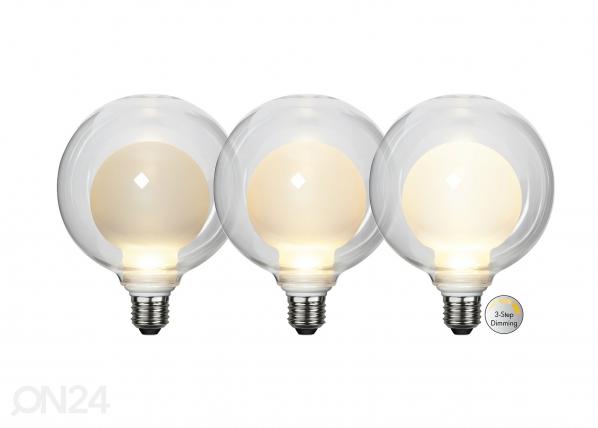 Dekoratiivinen LED sähkölamppu E27 3,5 W AA-232150