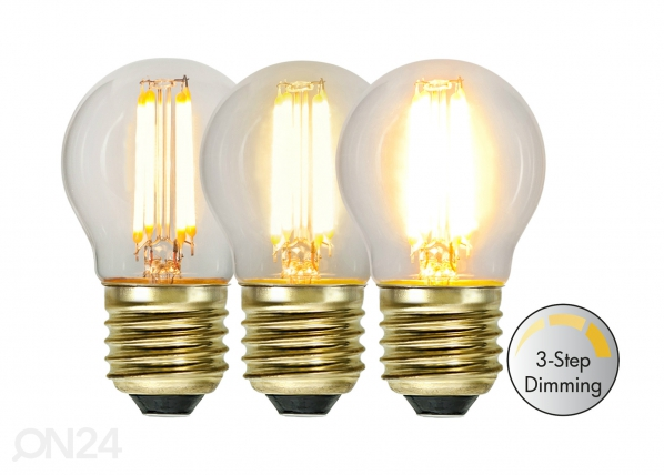 Dekoratiivne LED elektripirn E27 4 W AA-232174