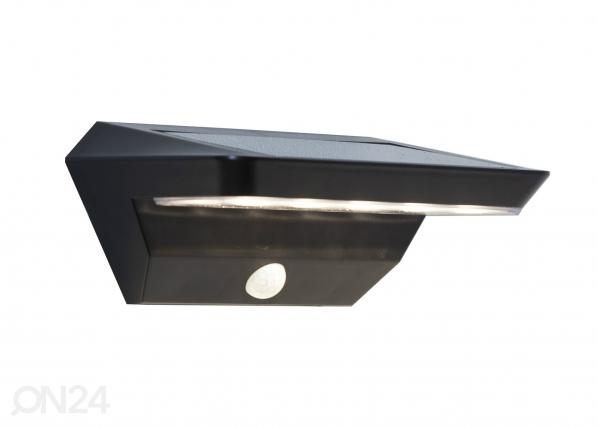 Seinävalaisin aurinkopaneelilla Wally AA-232519