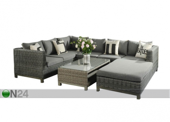 Sohva + sohvapöytä Castella AQ-232658