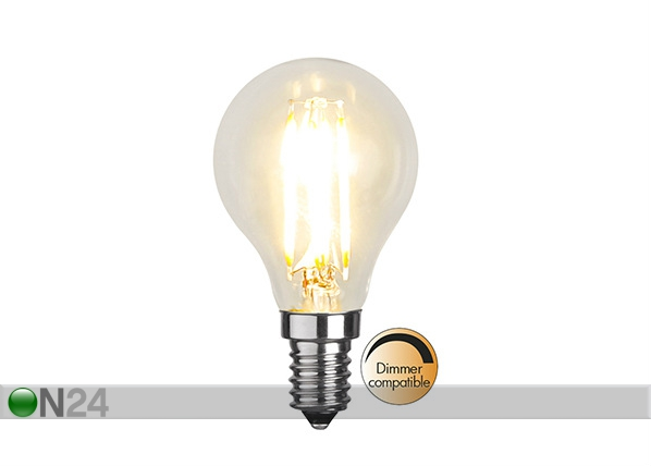 LED elektripirn E14 4,2 W AA-234387
