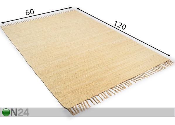 Matto Happy Cotton 60x120 cm AA-240746