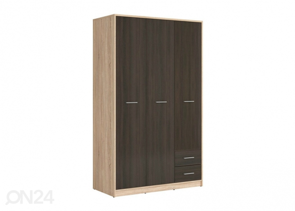 Шкаф платяной 118,5 cm TF-241659