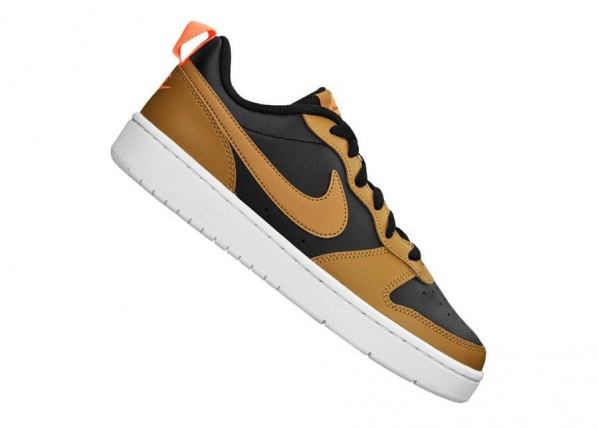 Laste vabaajajalatsid Nike Court Borough Low 2 Jr BQ5448-004 TC-241868