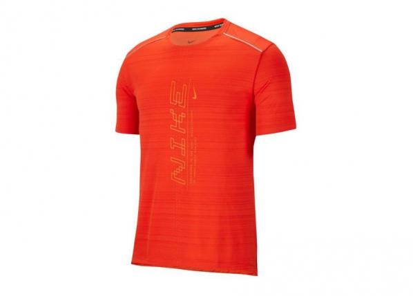 Miesten treenipaita Nike Dry Miler Ss Po M CJ5340-891 TC-249887