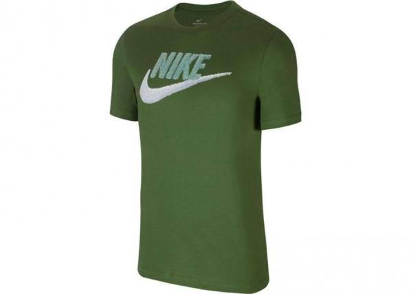 Miesten vapaa-ajanpaita Nike M NSW TEE BRAND MARK M AR4993-326 TC-250161