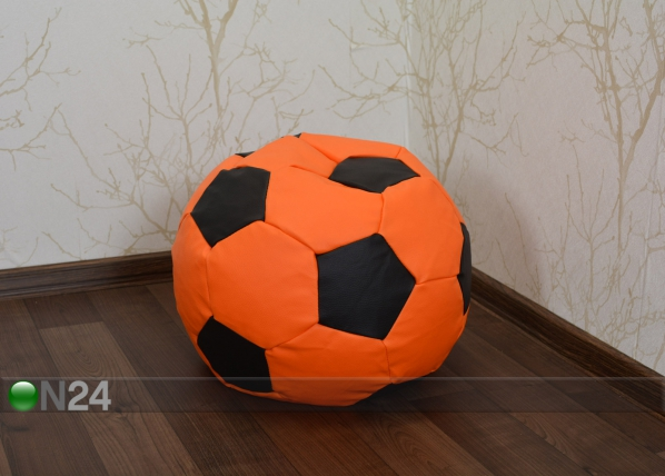 Lasten säkkituoli Jalkapallo 40 L HA-26901