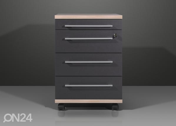 Ratastel sahtliboks Duo SM-27007