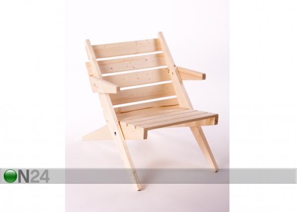 Садовый стул с подлокотниками ME-28146