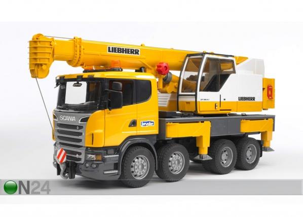 Bruder Scania kraana KL-28530