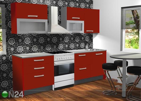 Baltest keittiö Anna 1 K 200 cm AR-29162