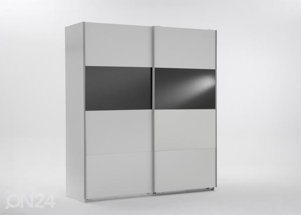 Lükandustega riidekapp Easy Plus h210x135 cm SM-34184