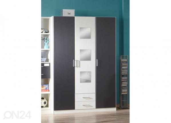 Шкаф платяной Rocco SM-36758