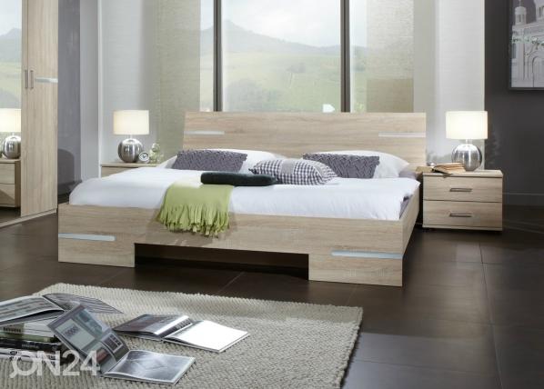 Комплект спальной комнаты Anna 180x200 cm SM-39417