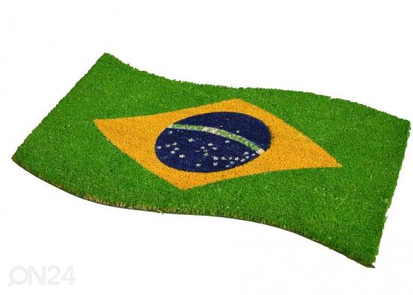 Дверной мат Brazil 45x75 см NA-40143
